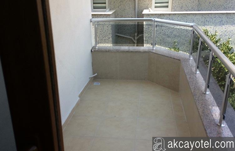 Akçay 2+1 Apart Daire Balkon