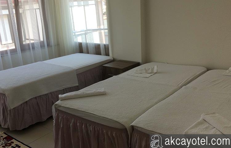 Akçay 2+1 Apart Daire Yatak Odası