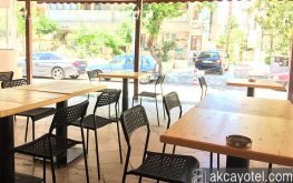 Alpaylar Otel Akçay Cafe