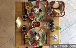Akçay Otel Kahvaltı