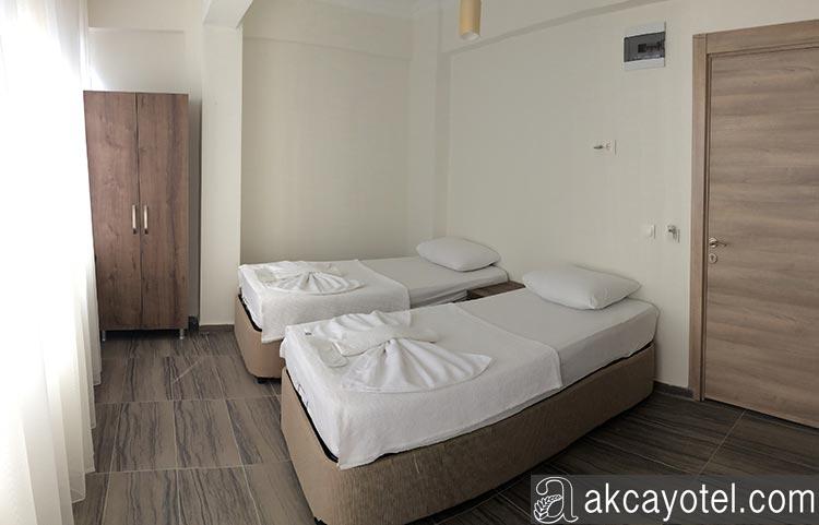 İki Kişilik Oda fiyatı